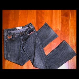 Smash Flare Jeans